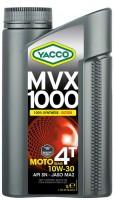 YACCO MVX 1000 4T 10W30