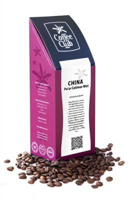 China Pu'er Catimor Wet